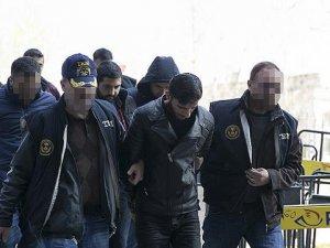 Ankara'daki Saldırının Zanlıları Adliyede