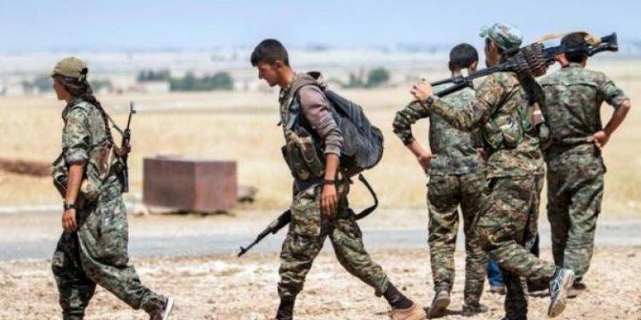 PYD/YPG ve Esed Birbirine Girdi!