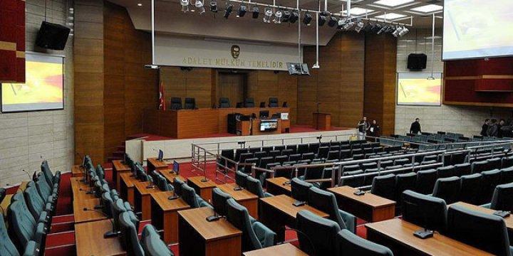 54 Hakim ve Savcı Hakkında İddianame
