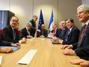 Avrupa Birliği ile Türkiye Anlaştı