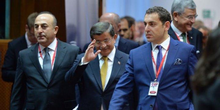 Davutoğlu: 100 Yıl Sonra Sykes Picot'a İzin Yok