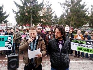 6. Yılına Giren Suriye Direnişi Sakarya'da Selamlandı