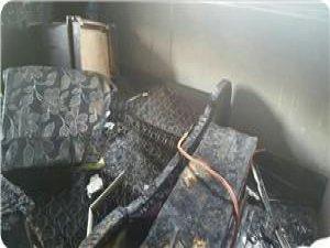 Devabişe Cinayetinin Tek Görgü Tanığının Evi Yakıldı