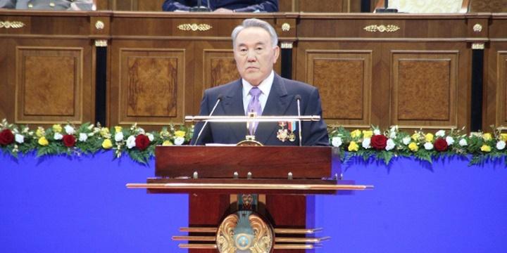 Nazarbayev: Türkiye'ye Karşı İş Yapan Kimseyi Desteklemeyeceğiz