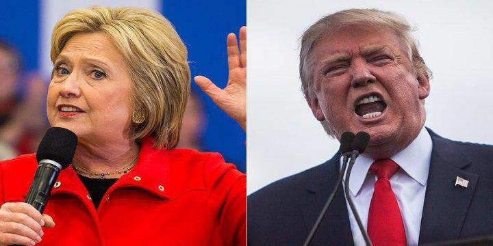 """Clinton: Trump'ın Görüşleri """"Farklı"""" Değil, """"Tehlikeli"""""""