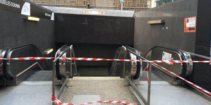 Brüksel'de Arka Arkaya 3 Patlama: 11 ölü