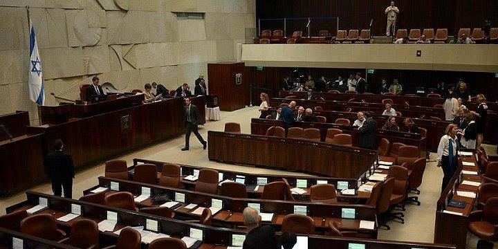 Filistinli Çocukların Ömür Boyu Hapsi İçin Yasa Tasarısı