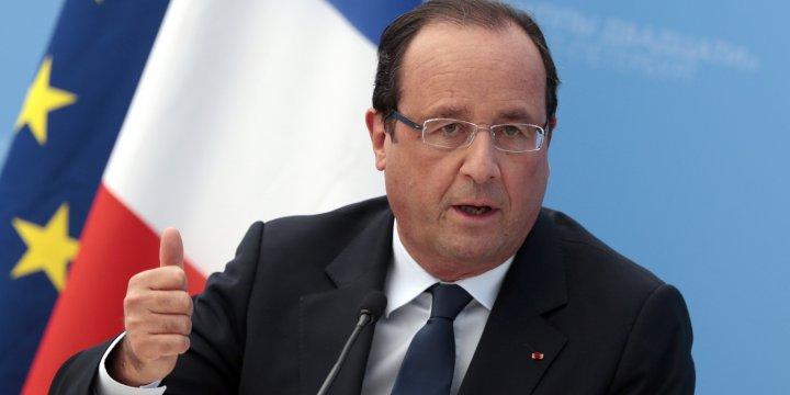 Hollande: Terör Brüksel'i Vurdu Ancak Hedef Tüm Avrupa'ydı