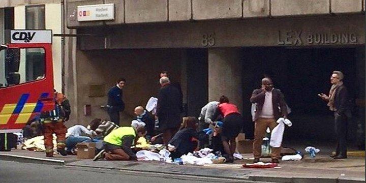 Brüksel'deki Saldırıyı IŞİD Üstlendi