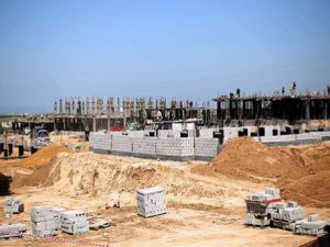 TİKA Gazze'de 320 Konut İnşa Ediyor