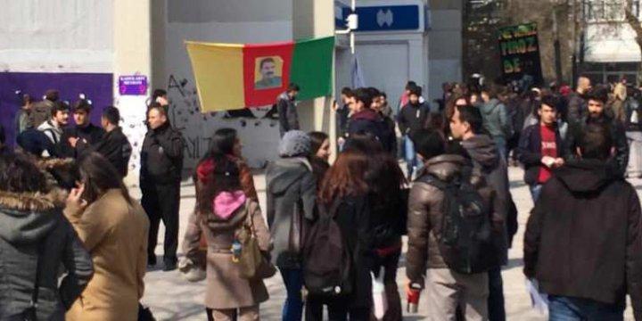 11 Üniversite Öğrencisi Örgüt Üyeliğinden Tutuklandı