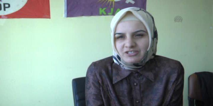HDP'li Seher Akçınar Bayar Hapis Cezası Aldı