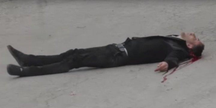 İşgalciler İnfazı Kaydedeni Ölümle Tehdit Ediyor