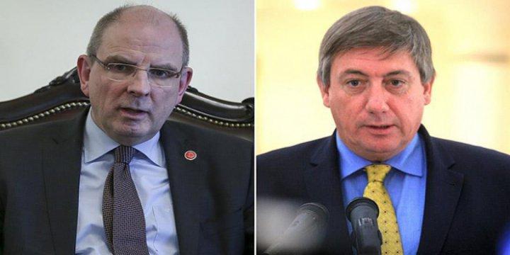 İstifa Eden İki Bakanın İstifası Kabul Edilmedi