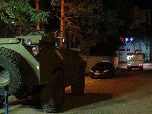 Diyarbakır'da Jandarma Karakoluna Bombalı Saldırı