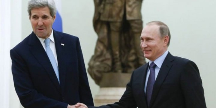 """ABD ve Rusya Arasında """"Suriye'de Yeni Anayasa"""" Anlaşması"""