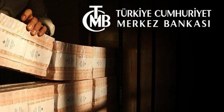 Merkez Bankası 2015'te 14 Milyar TL Kar Etti