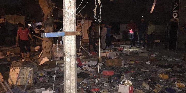 Irak'ta Stadyumda Canlı Bomba Saldırısı: 15 Ölü, 17 Yaralı