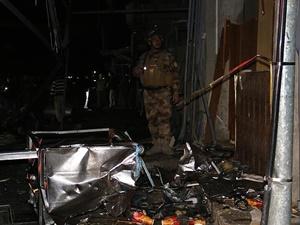 Irak'taki Saldırıda Hayatını Kaybedenlerin Sayısı 32'ye Yükseldi