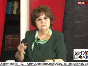 Aşırı Kemalist Ayşenur Arslan'ın Başörtüsü Hazımsızlığı!