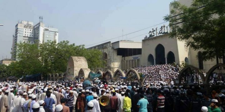 Bangladeş Anayasadaki 'İslam' Hükmünü Kaldırıyor