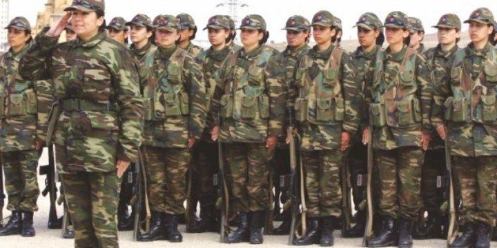 Kadınlara da mı Zorunlu Askerlik Geliyor?