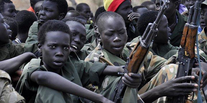 Sudan ile BM Arasında 'Çocuk Asker' Anlaşması