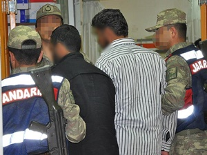 Kahramanmaraş'ta IŞİD Operasyonu: 3 Iraklı Şüpheli Tutuklandı