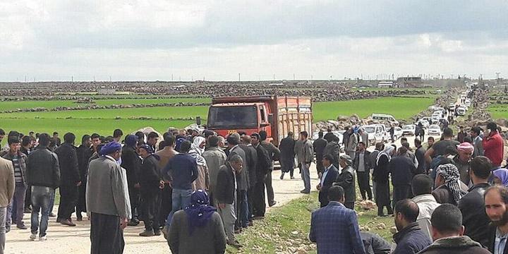 Siverek'te PKK'lılar Kendilerine Direnen Muhtarı Katletti!