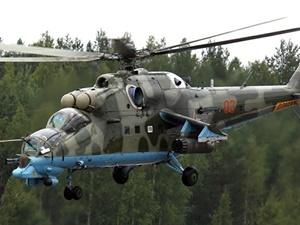 Rusya'nın Bir Grup Savaş Helikopteri Suriye'den Ayrıldı