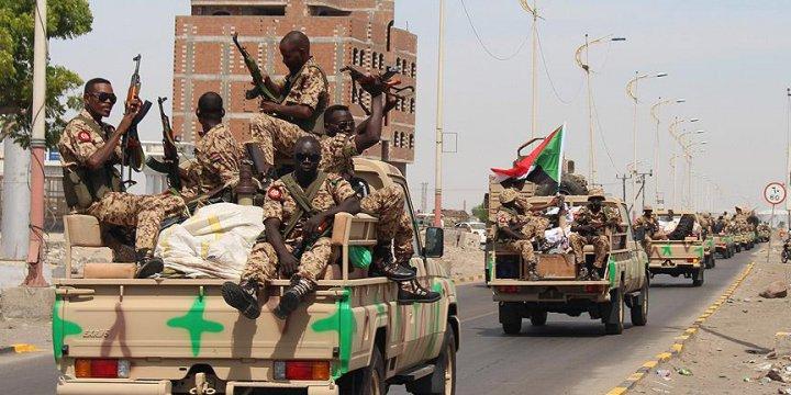 Sudan Ordusu Güney Kordofan'da 6 Önemli Bölgeyi Ele Geçirdi