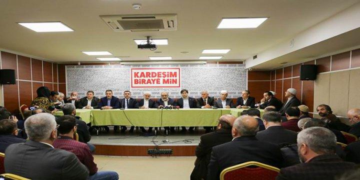 """İHH Hendek Mağdurları İçin """"Kardeşim–Birayê Min""""  Kampanyası Başlattı"""