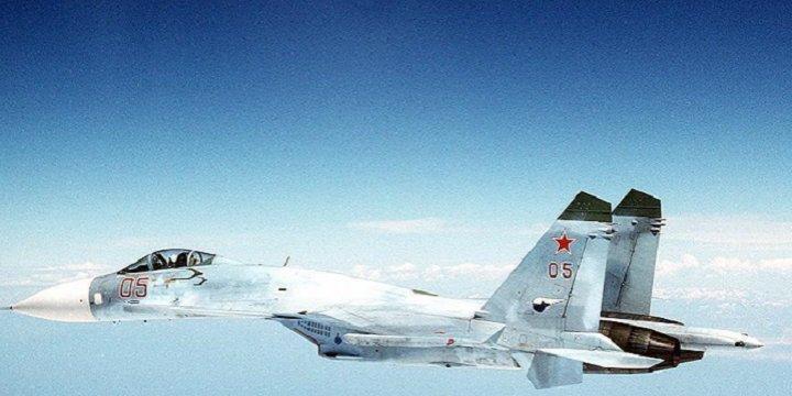 Rus Savaş Uçağı Estonya'nın Hava Sahasını İhlal Etti