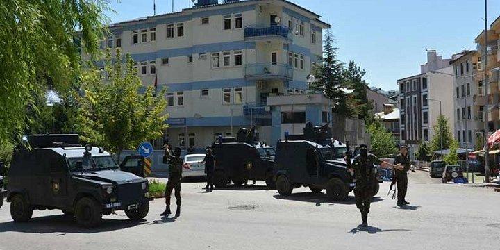Tunceli Valiliğine Silahlı Saldırı