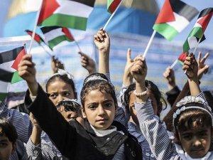 Filistinliler Tarihi Topraklarının Yalnızca Yüzde 15'inde Yaşıyor