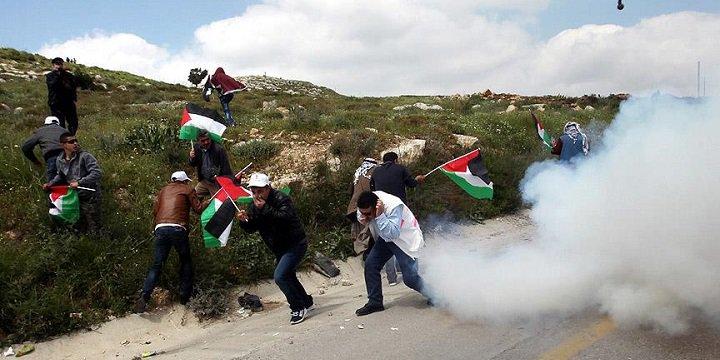 İşgal Güçleri Toprak Günü Gösterilerine Saldırdı