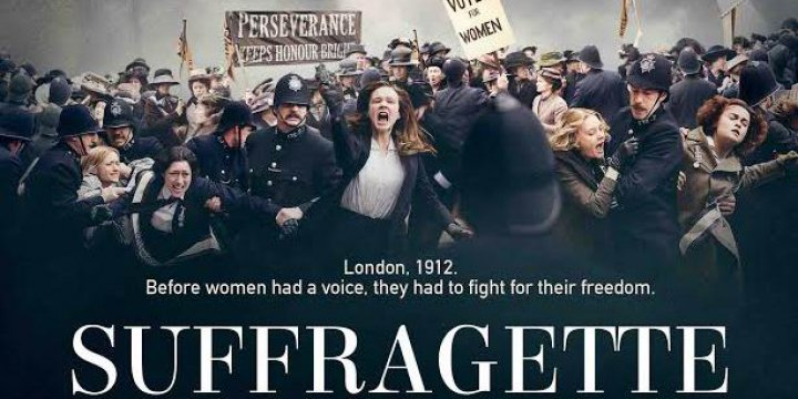 Suffragette: Çamaşırcı Mrs. Watts Nasıl Anarşist Yapılır?