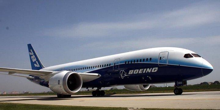 İran Boeing'le 16.6 Milyarlık Dolarlık Anlaşmayı İmzaladı