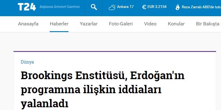 Erdoğan mı Yalanlandı, Cumhuriyet mi?