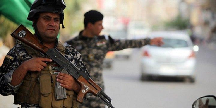Irak'ta Polis Merkezine Saldırı