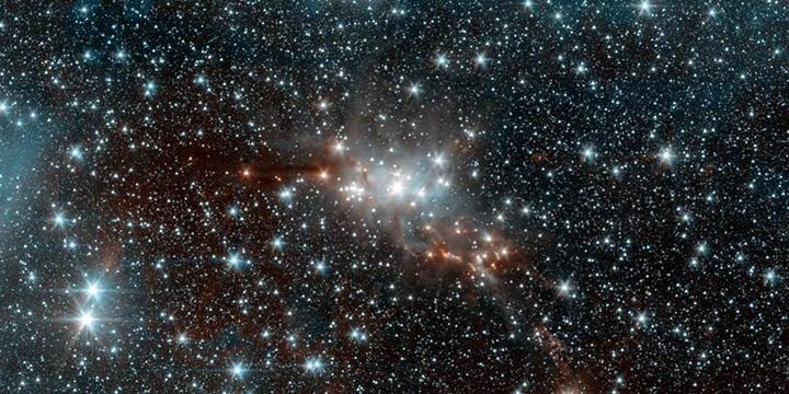 Atmosferinde Oksijen Bulunan Yeni Bir Yıldız Keşfedildi