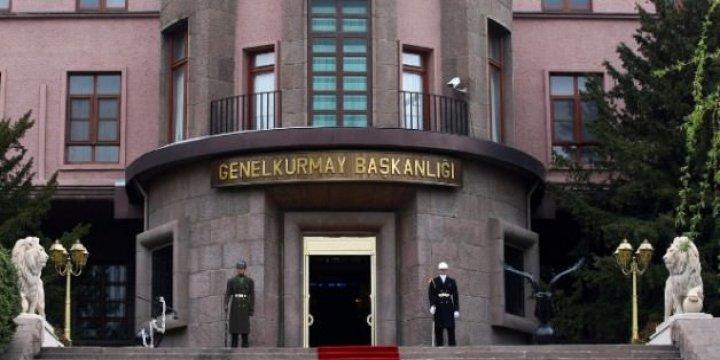 'Darbeci Subaylar PKK'ya Sığındı' İddiasına Yalanlama