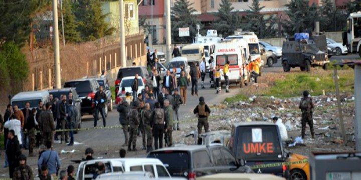 Diyarbakır Saldırısında Hayatını Kaybeden 7 Polisin Kimliği Açıklandı