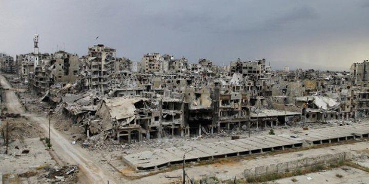 Emperyalist Rusya 5081 Suriyeliyi Katletti!