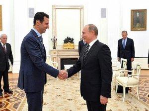 Emperyalist Rusya'dan Uşağı Esed'e 'Esnek Ol' Çağrısı