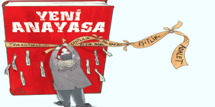 AK Parti 'Yeni Anayasa' Hazırlıklarına Akademisyenlerle Başladı