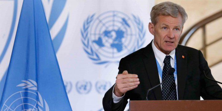 BM Yetkilisi Egeland: Rejim Tıbbi Malzemelere El Koyuyor