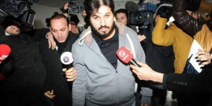 ABD'de Tutuklanan Reza Zarrab Kefaletten Vazgeçti