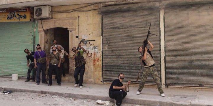 Direnişçiler Halep'te 50 Rejim Askerini Öldürdü