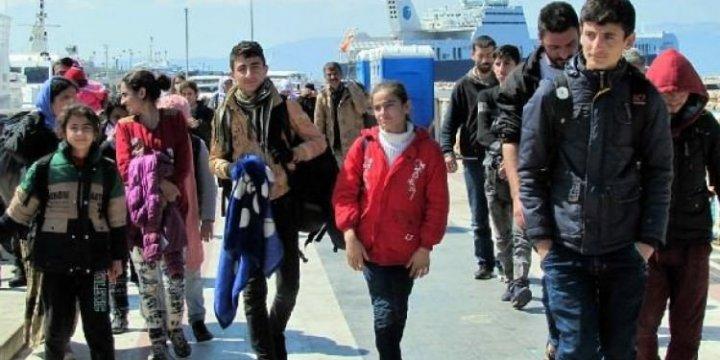 Suriyeli Mülteciler Bazı Şehirlere Alınmayacak